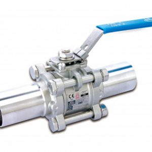 Clean and Sanitary Valves