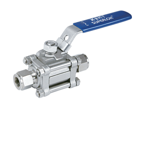 SWING - OUT BALL VALVES