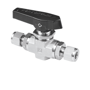 FORGED HIGH PRESSURE BALL VALVES