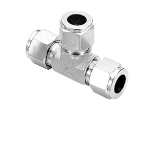 Double Ferrule Tube Fittings