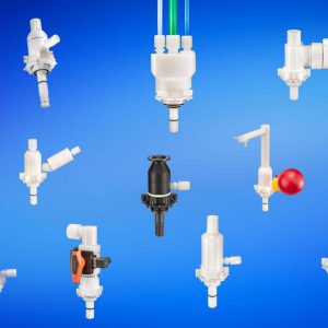 QC Dispense and Fill Heads